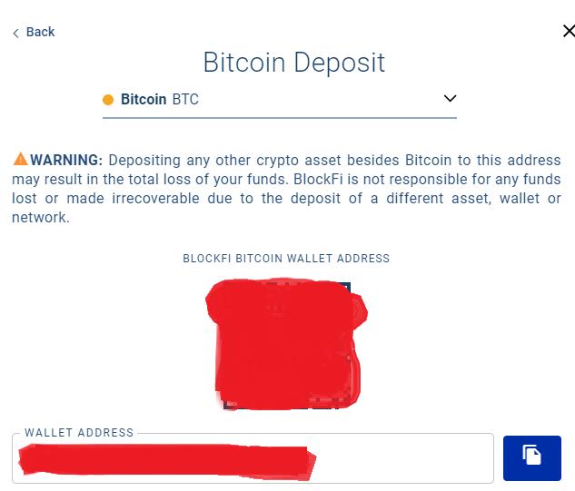 BlockFiへの入金方法